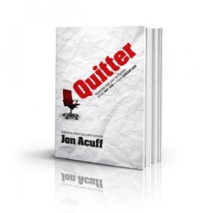 Book Review: Quitter, By Jon Acuff